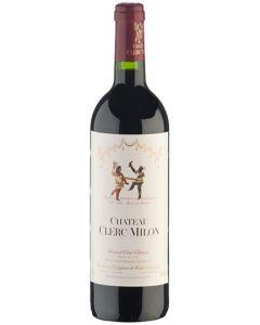 Château Clerc-Milon 2018 5e Cru Classé, Pauillac AC, MC (lieferbar ab Mitte 2021)