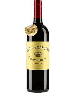 Clos du Marquis 2019 AC, 2e vin du Ch. Léoville-las-Cases (lieferbar ab Mitte 2022)