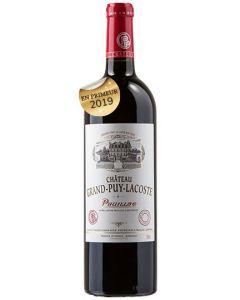 Château Grand-Puy-Lacoste 2019 5e Cru Classé, Pauillac AC, MC (lieferbar ab Mitte 2022)