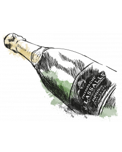 Cuvée Préférence Brut N.V. Champagne J. Lassalle