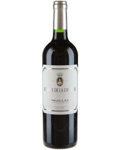 Réserve de la Comtesse 2018 2e vin du Ch. Pichon-Lalande, Pauillac AC, MC (lieferbar ab Mitte 2021)