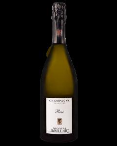 Rosé Brut N.V. Grand Cru, Champagne Nicolas Maillart