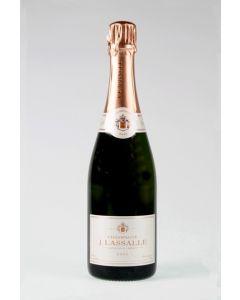 Rosé Réserve Grandes Années Brut N.V. Champagne J. Lassalle