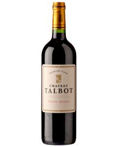 Château Talbot 2018 4e Cru Classé, St-Julien AC, MC (lieferbar ab Mitte 2021)